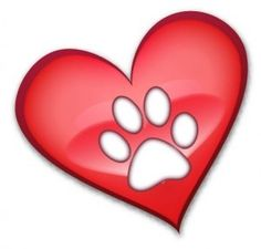 Paws touch your heart and never leave. (me: his paws touch my heart forever) I Love Dogs, Puppy Love, Photo Chat, I Love Heart, Small Heart, Dog Quotes, Pet Adoption, Cats And Kittens, Fur Babies