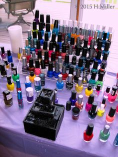 Check Out Our Ever Growing Nail Polish Collection!