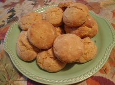 Yummy sweet potato biscuits.