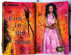Bird in the Hand by Moira Sutton | That's Blogging Crafty!