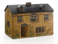 Two Regency painted work boxes first quarter 19th century - Sotheby's