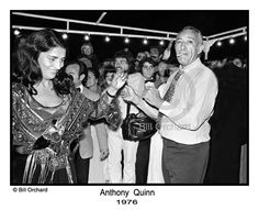 Bill Orchard - Anthony Quinn