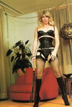 New porn Femdom strap-on mistress
