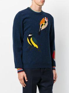 Paul Smith embroidered sweatshirt
