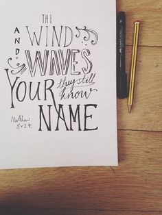 Afternoon type - based on Bethel Music's 'It is well'. Go check out the album, it's beautiful. Scripture Art, Bible Art, Bible Quotes, Me Quotes, Bible Verses, Scriptures, Scripture Journal, Pretty Words, Beautiful Words