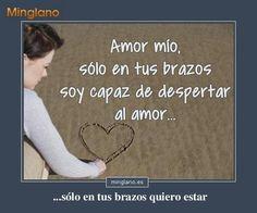 Frase muy romántica y linda ideal para dedicársela a tu novio o tu marido al que tanto amas