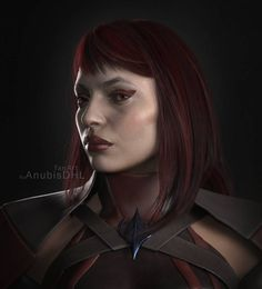 Skarlet Portrait by AnubisDHL on DeviantArt Mortal Kombat X Wallpapers, Mortal Kombat Art, Mortal Combat, Dmc 5, Simple Portrait, Marvel Girls, Film Music Books, Female Characters, Memes
