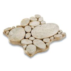 Weather Limestone Chelsea Cobble Paving Slab (L)450 (W)45mm Pack of 21, 5.6m²: Image 2