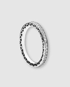Pandora Rings Rose, Color Plata, Engagement Rings, Jewelry, Products, See Through, Silver Rings, Pendants, Hearts