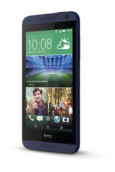 "HTC Desire 610 - Smartphone libre Android (pantalla 4.7"", cámara 8 Mp, 8 GB, Quad-Core 1.2 GHz, 1 GB RAM), azul"