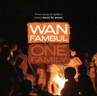 Renowned world music artists along with pop singers and rappers contribute their music Wan Fambul, a benefit album for Catalyst for Peace, an organization created by Elisabeth (Libby) Hoffman to help facilitate peace-building and unite war-torn communities.