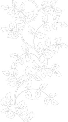 Adhesivo decorativo ramas y hojas                                                                                                                                                     Más