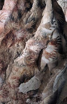Cueva de las Manos, Río Pinturas (Santa Cruz - Argentina).