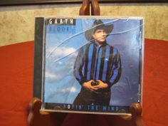 Ropin' the Wind by Garth Brooks (CD, Sep-1991, Capitol Nashville) #ContemporaryCountry