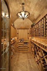Wine cellar idea for my new house