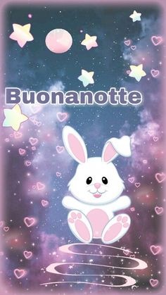 Buonanotte Good Night, Good Morning, Pikachu, Hello Kitty, Cards, Fictional Characters, Good Night Msg, Messages, Sink Tops