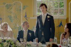 Crítica | Sherlock 3X02: The Sign of Three