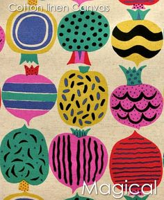 print & pattern: JAPANESE - fabric round-up