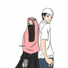 30 Best To Jannah Images Muslim Couples Anime Muslim Cute Muslim Couples