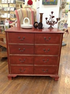 Cream Paint, Paint Furniture, Aging Cream, Chalk Paint, Kansas, Dawn, It Is  Finished, Chest Of Drawers, Kansas City