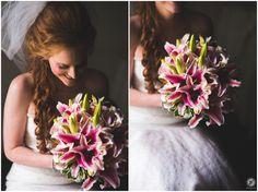J&R Photography  Bridal bouquet design by Crest Florist  Venue: Madison Hotel
