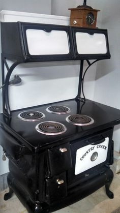 My Country Charm stove/oven. Love!