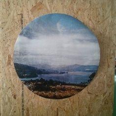 Tasmania Vintage '75 Wall Decal