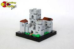 Micro Manaor Castle   by soccersnyderi