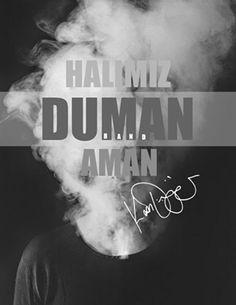 Halimiz Duman #kaantangoze #duman #halimizduman