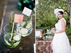 "Jenna Henderson, Photographer: Nashville Wedding Photographer - ""Lucky In Love"" Copper Wedding Inspiration"