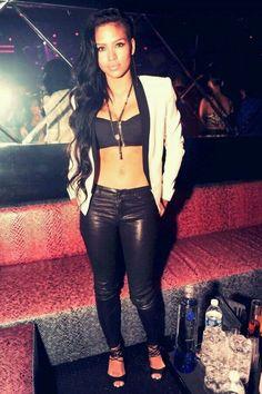 The Beautiful Cassie Ventura