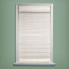 Serenity Rice Roman Shade (24 in. x 72 in.) | Overstock.com Shopping - The Best Deals on Blinds & Shades
