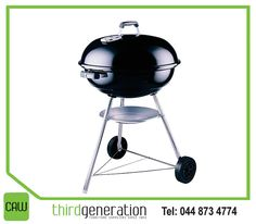 The Compact Kettle Braai, perfect for a family now available at