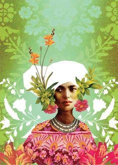 caribbean gal by Anahata Katkin