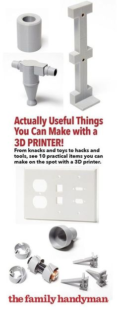 printing also known as rapid prototyping technology is the design process where computer programming guides the creation of a three dimensional model through the layering of fabrication material. 3d Printer Designs, 3d Printer Projects, Arduino Projects, 3d Projects, 3d Printing Business, 3d Printing Diy, 3d Printing Service, Impression 3d, Diy 3d Crafts