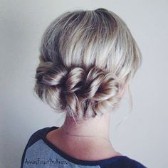 Pull Through Braid | Hairstyle |