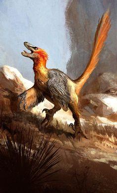 Velociraptor mongoliensis - Jonathan Kuo - Creative Beast Studio ...