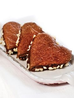 Panoram Italia - FOOD & WINE - Nutella Cookie Sandwich