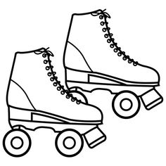Download or print this amazing coloring page: 1 Roller