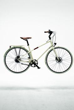 Le Flâneur d'Hermès bicycle [Photo By Grégoire Alexandre]