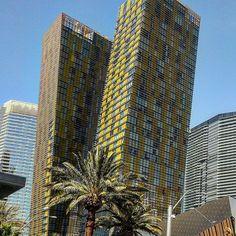 "fabulous_vegas: ""Just Veer Towers & Las Vegas City Center http://ift.tt/1tozSd1 #crystals #amazing #amazingvegas #vegas #lasvegas #thestrip #vegasbaby #travel #nevada #cokgezenlerkulubu #travelgram #instatravel #wanderlust #bellagio #wanderlusting #usa #thestrip #neverstopexploring #cosmopolitan #parislasvegas #citycenter #veertowers #palmen #palms #fendi #architecture #architektur #bucketlist #latergram #roadtrip #ilovevegas"""