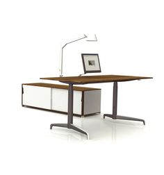 Manufactured by Holmris A/S of Denmark. Genese offers a simple stylish well manufactured sit stand solution. Sit Stand Desk, Sit To Stand, Office Furniture, Office Desk, Home Office, Electric Standing Desk, Standing Desks, Adjustable Height Desk, Storage