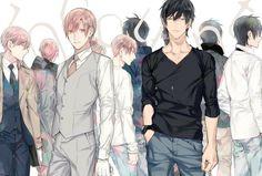 Ten Count #manga #BL #yaoi