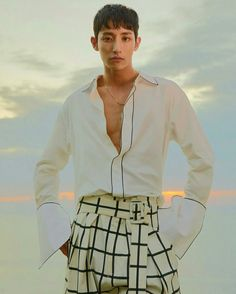 Lee Soo Hyuk  Elle magazin