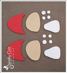 Check out this cute little felt mushroom pattern. It's a free sewing pattern that goes to our Woodland Babies Collection of adorable animal plushies. Felt Patterns Free, Animal Sewing Patterns, Stuffed Animal Patterns, Craft Patterns, Sewing Patterns Free, Free Sewing, Mushroom Crafts, Felt Mushroom, Felt Diy