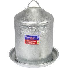 Abreuvoir galvanisé à chaud Guillouard - 20 l