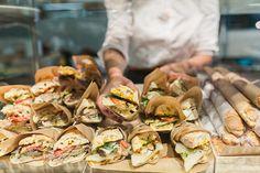 Marco Simonis - Bastei 10 - Lichtpixel Fresh Rolls, Drink, Eat, Ethnic Recipes, Food, Easy Meals, Beverage, Essen, Meals