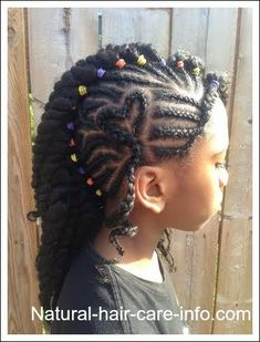 Cool Braids, Cool Hair Styles for Kids