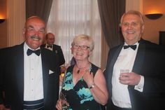 Club Dinner with The Hon Judge Tudor Owen, 9th June 2014