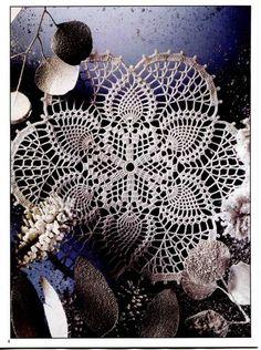 toalhinhas redondas de croche - Elisiane Severo - Álbumes web de Picasa